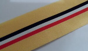 Iraq-Op-Telic-Full-Size-Medal-Ribbon-Army-Military-Various-Lengths-Mounting