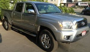 2014 Toyota Tacoma LIMITED 4X4 DOUBLE CAB NAVIGATION Clean Car P