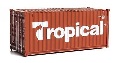 H0 Container 20 Fuß Tropical -- 8075 NEU