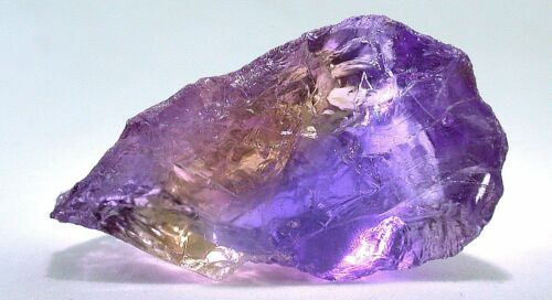 15.50 Grams 77.50 Carat Ametrine Crystal Cabochon Cab Gemstone Gem Rough CS359