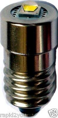 PETZL Zoom/Duo MES E10 Screw LED Bulb, CREE UPGRADE LAMP Head Torch