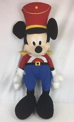 Mickey Mouse Nutcracker Toy Soldier Large 30