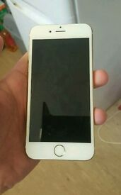 IPhone 6 64Gb Gold unlocked excellent condition like new box