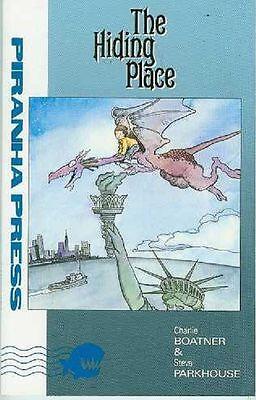 The Hiding Place (Steve Parkhouse) (TPB, USA 1990)