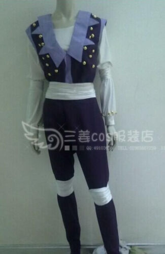 Hunter x Hunter Illumi Zoldyck Irumi Cosplay Costume F008