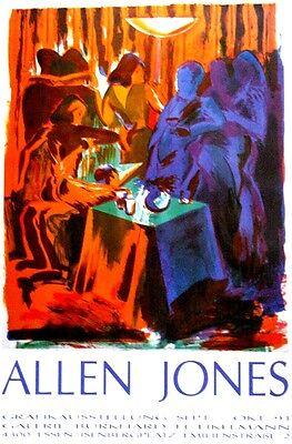 Jones ,  Allen, 1991 Galerie Eikelmann