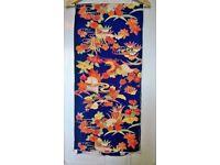 Japanese Kimono Silk Scarves