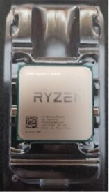 RYZEN 7 1800X 4GHz Eight Core - great condition, £150
