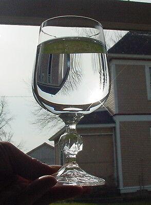 In GLASS 1 Quart John Ellis Electron Energized Distilled Water! LWM5 MADE!