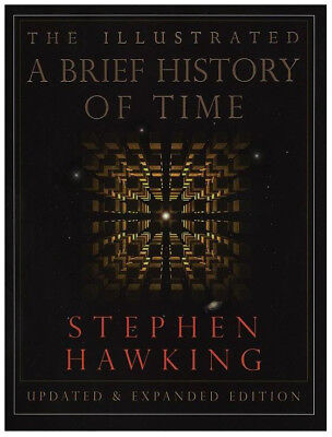 Stephen Hawking - The Illustrated Brief History Of Time (Hardback) 9780593077184