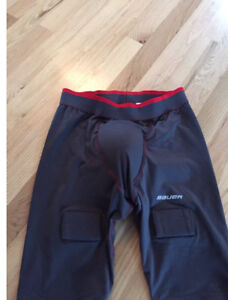 Culotte protection hockey
