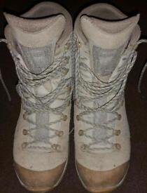 LOWA Elite MOD desert patrol combat boot ▪£30 ▪