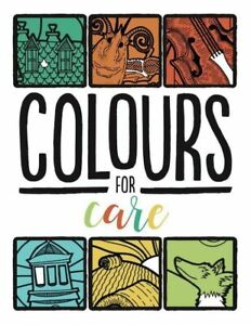 Colours for Care - IWK Fundraising Colouring Book