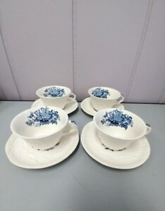 Ascot On Oak by Mason's Cup & Saucer Set,fruit nappies
