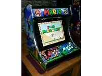 Custom Bartop Arcade Machine. Thousands of retro games