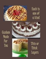 CUSTOM MADE POLISH TORTES/CAKES DELIVERED TO YOU