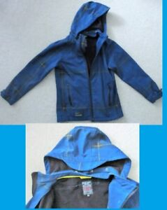 Fleece lined  Point Zero  Jacket with Removable Hood