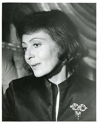 LUISE RAINER PROFILE PORTRAIT COMBAT! ORIGINAL 1964 ABC TV PHOTO