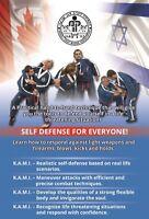 Self Defense, Fitness, Krav Maga Classes in Thornhill