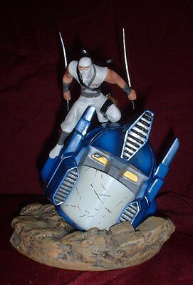 hasbro toys GI JOE TRANSFORMERS Prime & Stormshadow Statue Figure AMAZING ITEM!