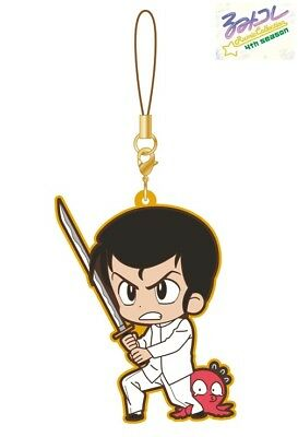 Movic Rumic Collection Rubber Strap 4th Season #A Urusei Yatsura Shutaro Mendou