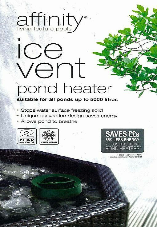 Blagdon Affinity 50w Ice Vent Pond Heaters