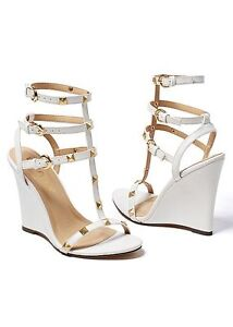 Studded Gladiator Wedges from Venus