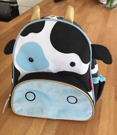 Skip Hop Cow kids backpack