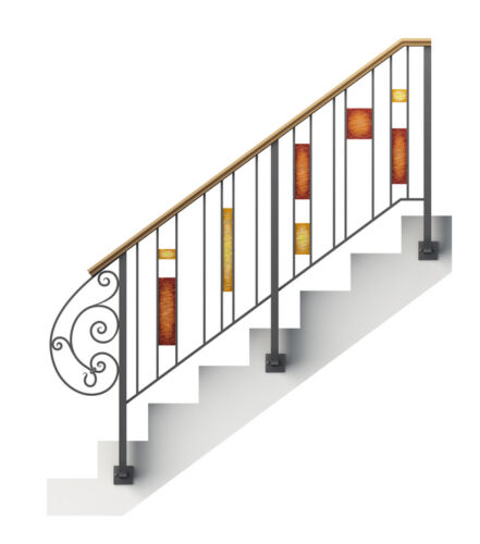 How to Restore Wrought Iron Railings