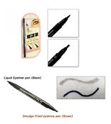 Liquid Eyeliner Pen Brown