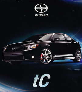 2011 2012 scion tc coupe accessories original sales. Black Bedroom Furniture Sets. Home Design Ideas