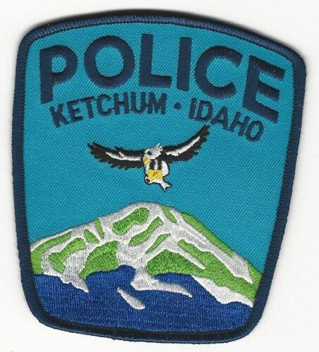 Scenic Ketchum Police State Idaho ID