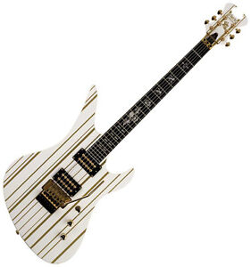 Synyster Gates Guitar Gold