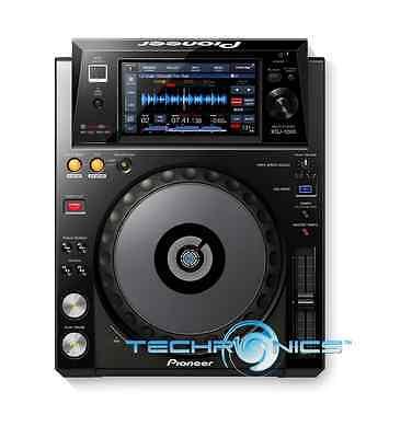 PIONEER XDJ-1000 HIGH PERFORMANCE TOUCHSCREEN DIGITAL MULTI-PLAYER DJ DECK