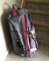 Stolen hockey bag on eastside of grande prairie!!!
