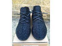 Adidas Yeezy Boost 350- Pirate Black