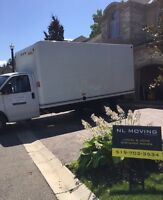 NL MOVING - STUDENT SPECIALS - CALL NOW! 519-636-2472