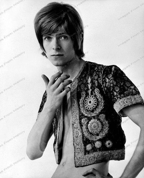 8x10 Print David Bowie #DB34