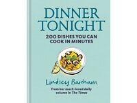 3 brand new cookbooks for sale (2016 books)