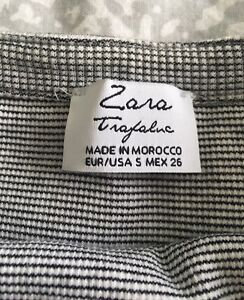 SELLING: Zara cropped off the shoulder top Strathcona County Edmonton Area image 2