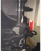 Quickie XPERIENCE adjustable electric wheelchair