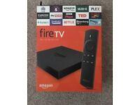 Amazon firestick Fire TV box upgrade