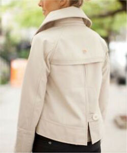 Lululemon Currant Coco Softshell Lined Coat!