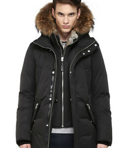 NEW WITH TAGS MACKAGE EDWARD PARKA