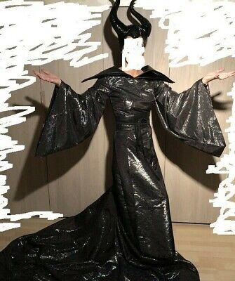 Traumhaftes Hexenkostüm Maleficent Karneval, Fasching, Halloween   - Halloween Kostüme Maleficent'