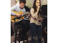 Singer/Songwriter starting a band