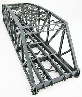Walthers 933-4522 HO Arched Pratt Truss Railroad Bridge Double Track Kit