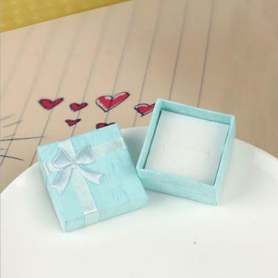 - Bowknot Present Gift Boxe For Necklace Bracelet Jewelry Ring Earring Wholesale 5