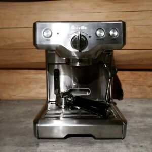 Machine à expresso Breville Duo-Temp BRE800ESXL