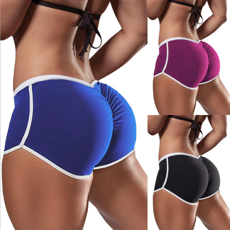 sexy Women Sports Shorts Yoga Casual Gym Lady Jogging Lounge Summer Beach Pants Clothing, Shoes & Accessories